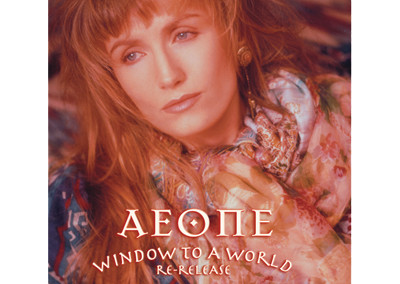 Aeone – Window To A World – Nashville-Mt. Juliet CD Design