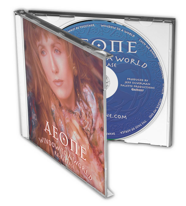 Aeone - Window To A World CD