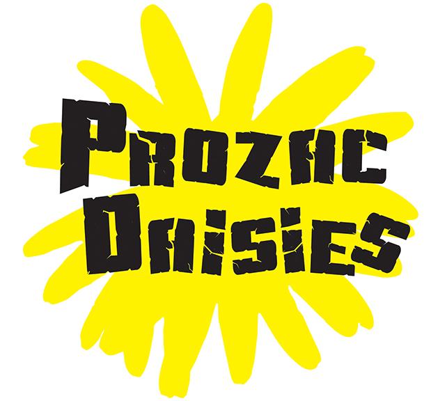 Prozac Daisies Logo