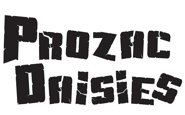 Prozac Daisies Logo Name
