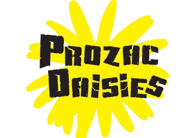 Prozac Daisies – Nashville Logo Design