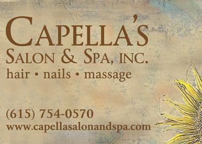 Capella's Banner – Nashville Banner Design