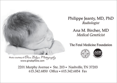 Inner Vision Women's Ultrasound – Nashville Advertisement Design