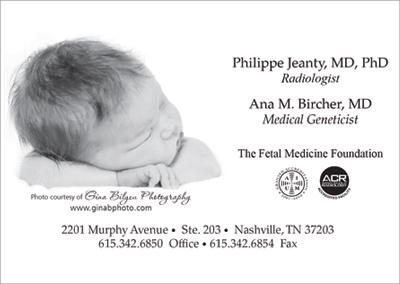 Inner Vision Women's Ultrasound – Nashville Advertisement Design