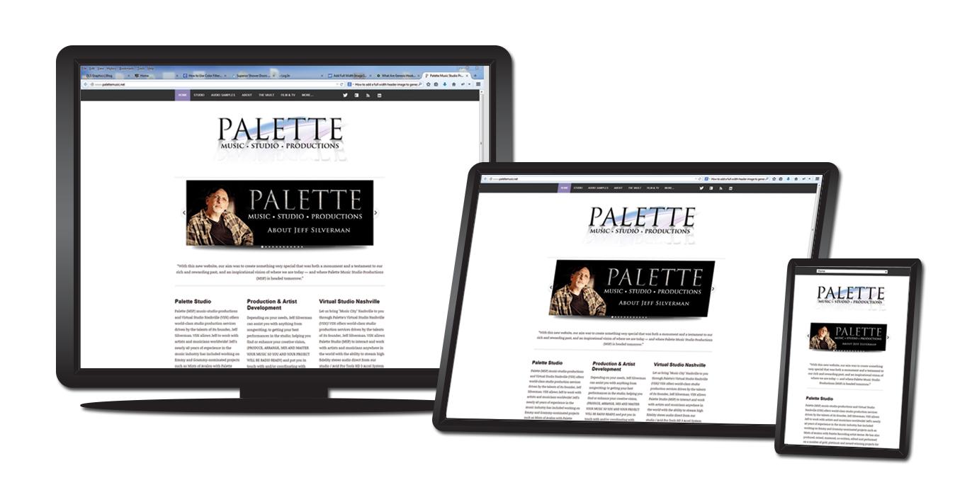 Nasville, Mt. Juliet TN Website Design