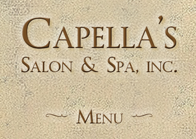 Capella's Nashville Brochure Design