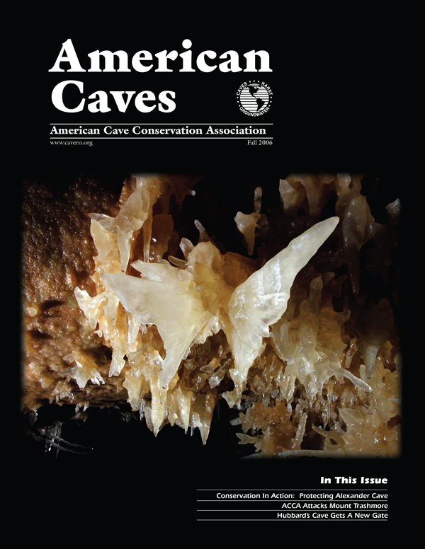 American Caves Magazine Fall 2006