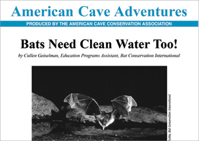 American Cave Adventures – Nashville Publication Design