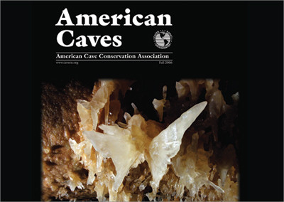 American Caves Fall 2006 – Nashville Publication Design