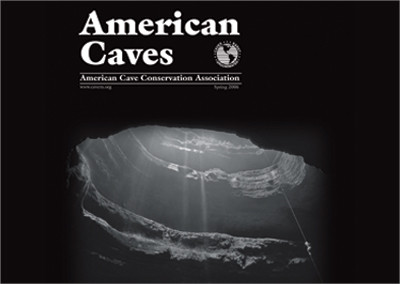 American Caves Spring 2006 – Nashville Publication Design