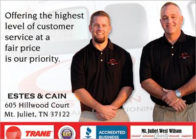 Estes & Cain – Nashville Advertisement Design