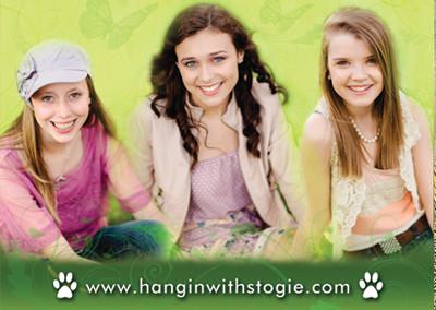 Hangin With Stogie – Nashville Poster Design