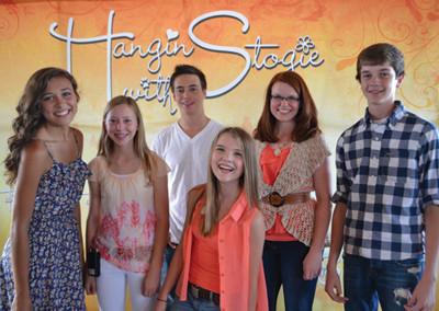 Hangin With Stogie – Nashville Banner Design