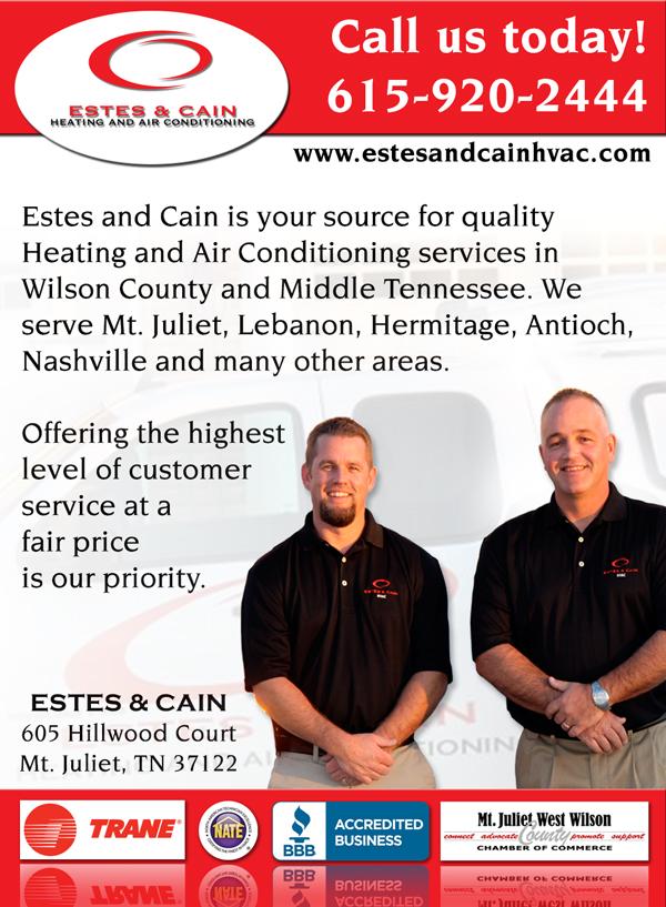 Estes & Cain - Del Webb Advertisement #2