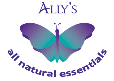 Ally's All Natural Essentials – Logo Design