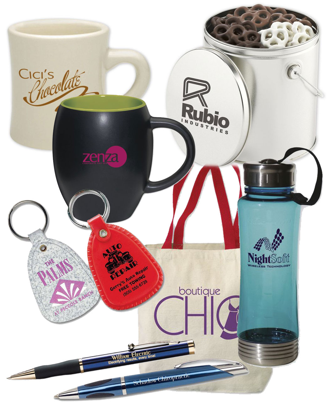 Mt. Juliet, TN Promotional and Imprinted Items