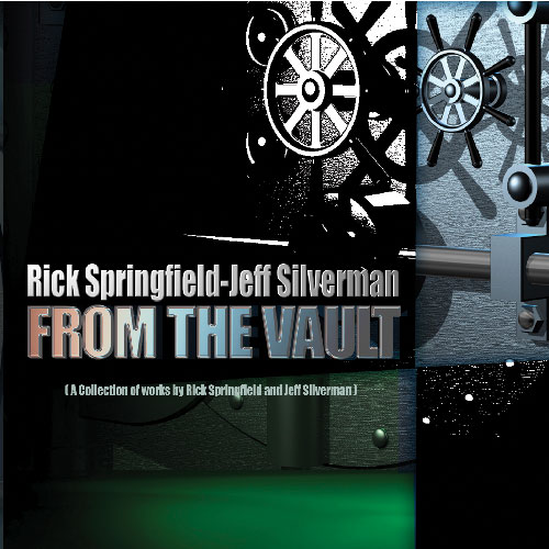 Rick-Springfield-Jeff-Silverman-From-The-Vault-Nashville-CD-Design-Booklet-Backd