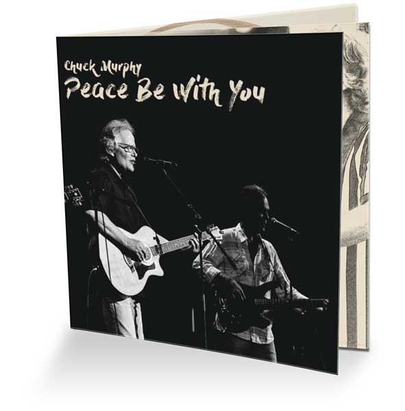 Chuck Murphy-Peace Be With You-8-page Booklet