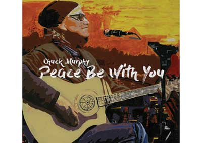 Chuck Murphy-Peace Be With You Nashville-Mt. Juliet Digipak Design
