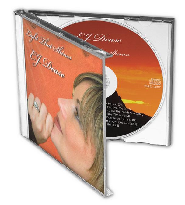 E.J. Dease - Light That Shines - Nashville-Mt. Juliet CD Design