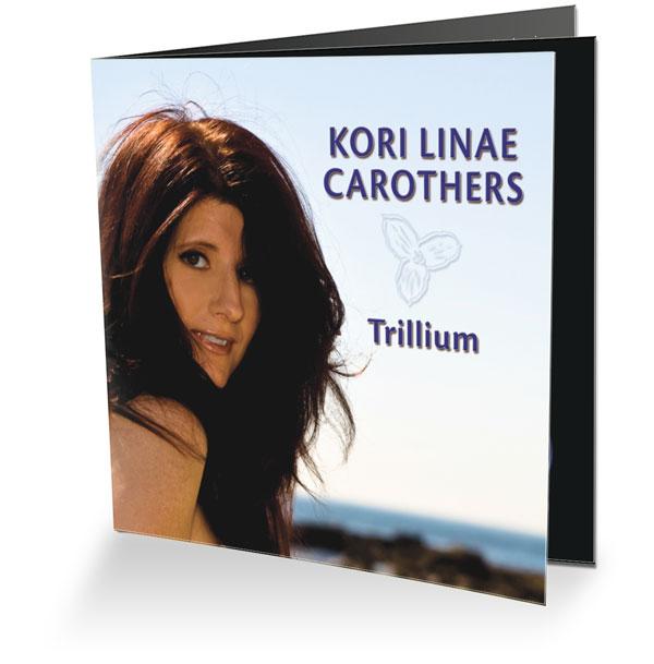 Kori Carothers - Trillium - 16-page Booklet