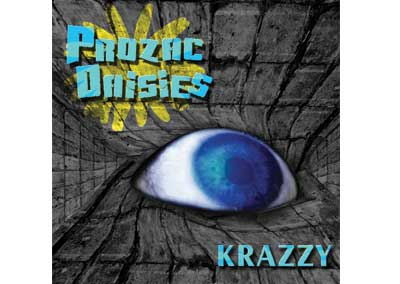 Prozac Daisies – Krazzy – Nashville-Mt. Juliet CD Design