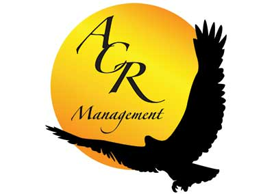 ACR Management Logo Design