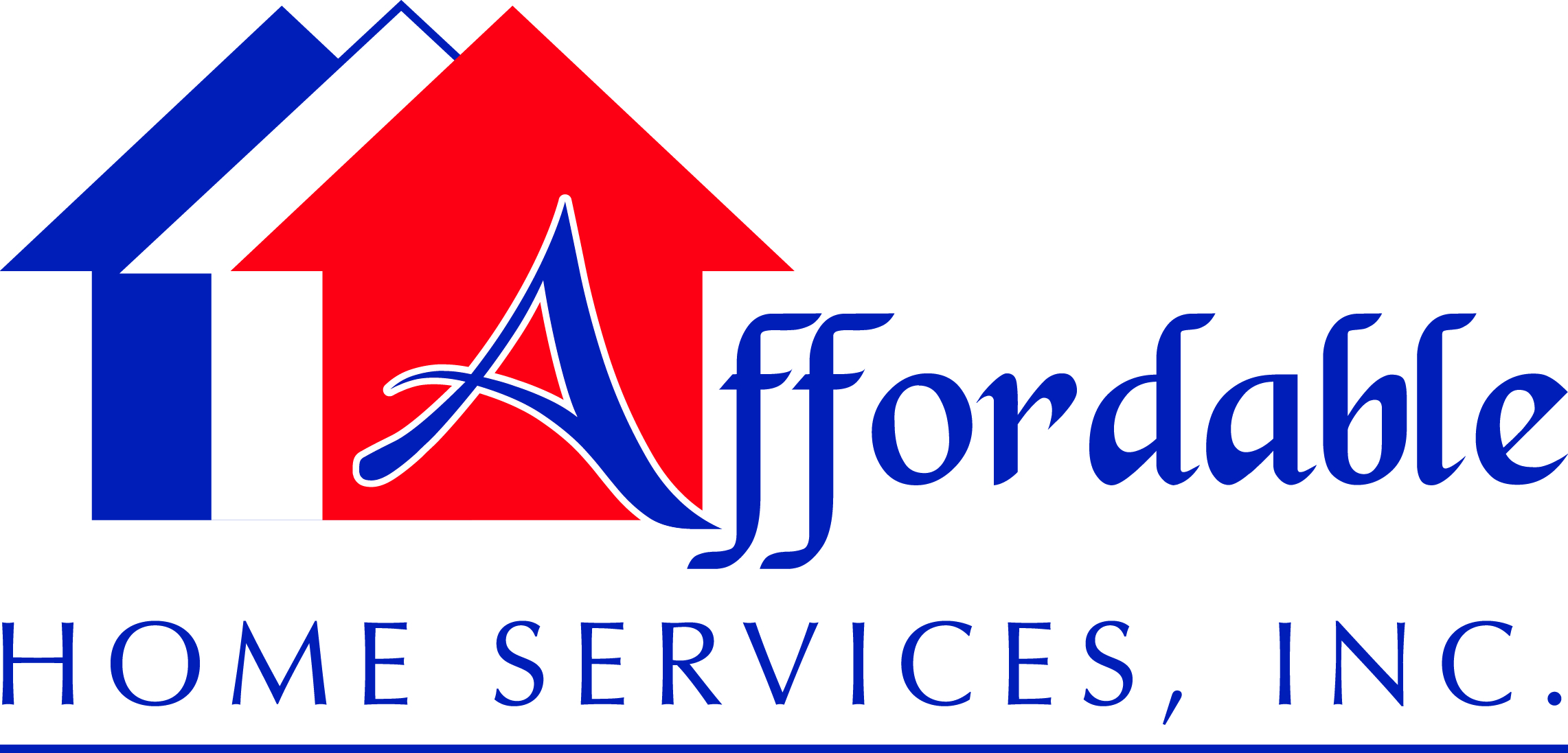 Affordable Home Services - Mount Juliet Logo Design