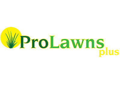 ProLawns Plus Logo Design | DLS Graphics