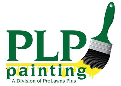PLP Painting Nashville Logo Design